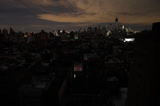 Lower manhattan the city that sometimes sleeps by ccho